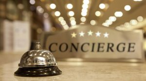 Corporate Entertainment concierge service